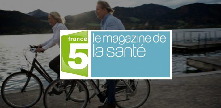 France 5 : Le vélo électrique bon pour la santé !
