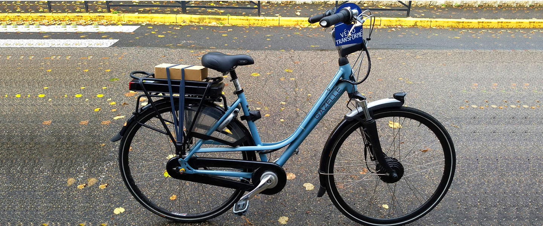 <FONT COLOR=#ffea2c>Transformez votre vélo en un vélo électrique !