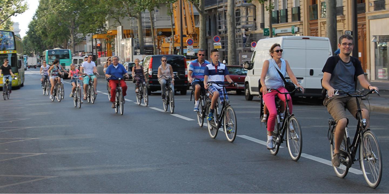 Plan Vélo Paris 2015-2020 : Adopté !