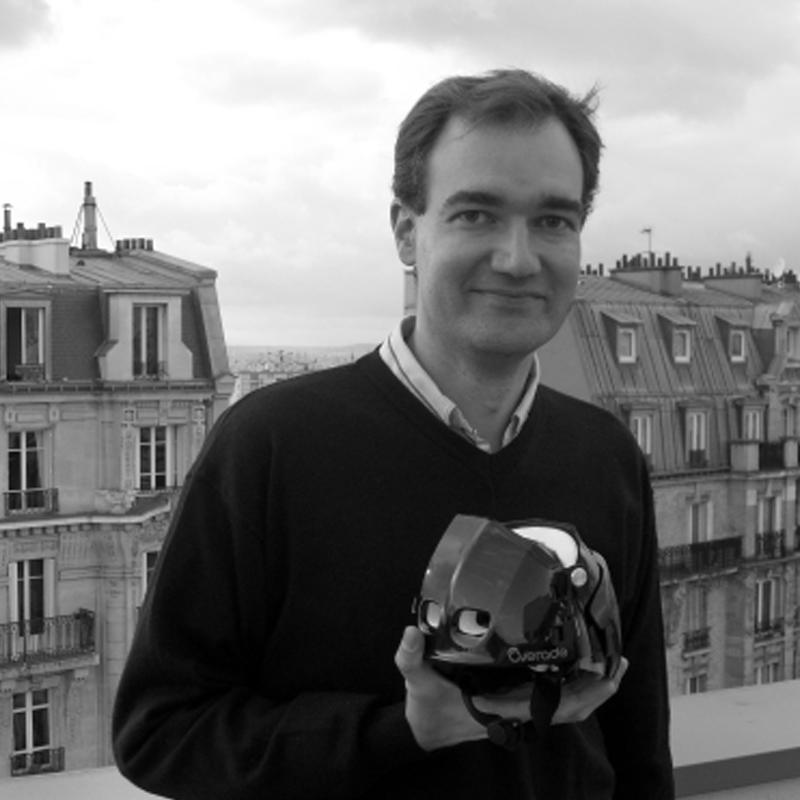 Philippe Arrouart fondateur de la marque Overade