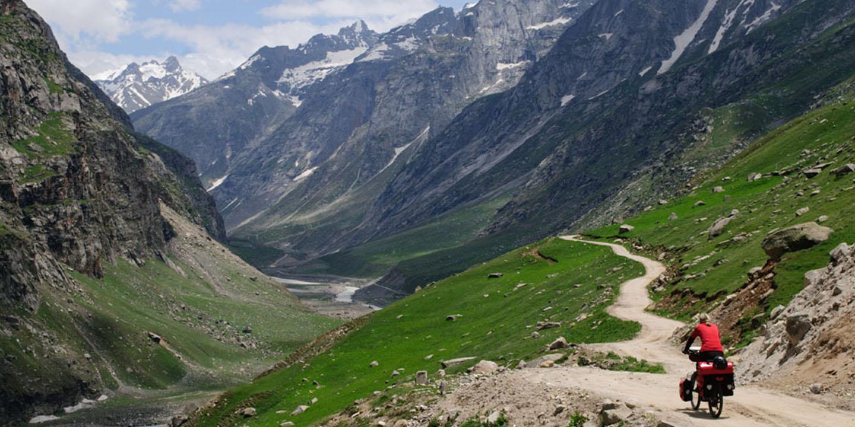 De Courchevel à Sotchi en vélo randonnée