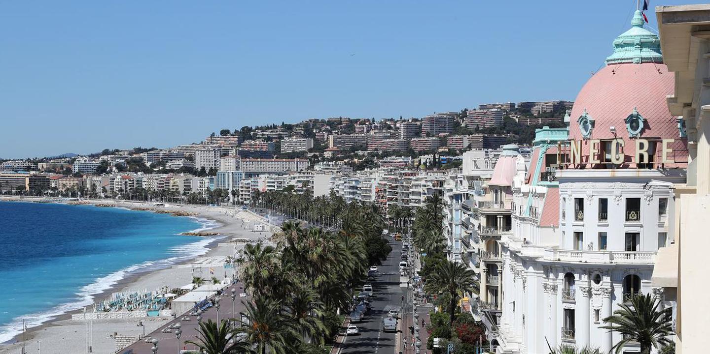Notre séléction de promenades à vélo  à proximité de Nice