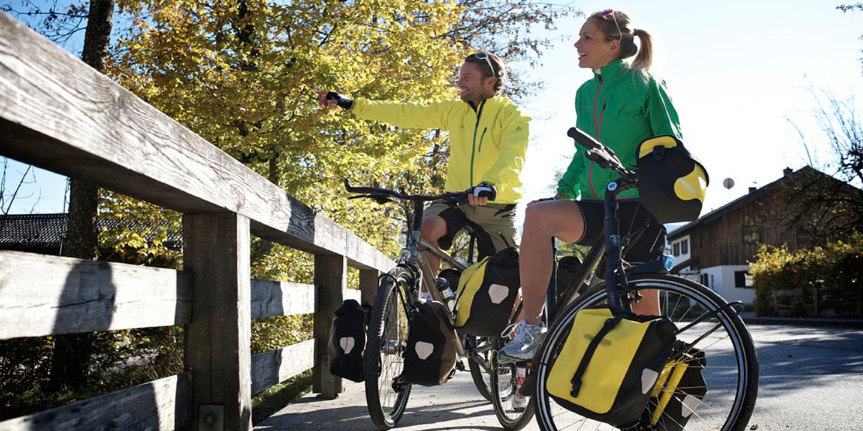 Découverte de la randonnée à vélo