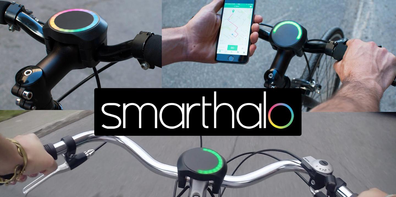 SmartHalo rend votre vélo intelligent !