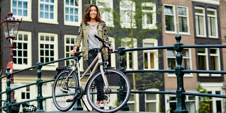 La place du vélo aux Pays-Bas