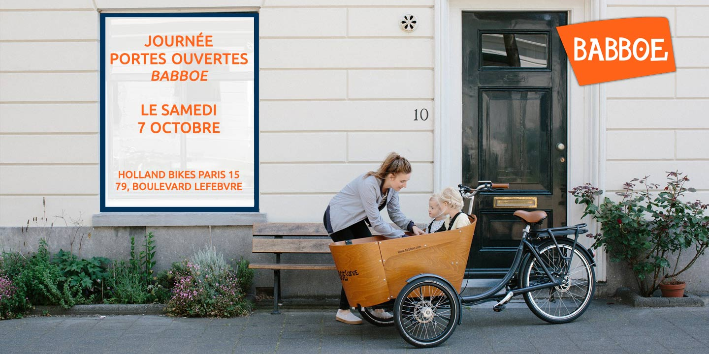 BABBOE : Portes ouvertes le samedi 7 octobre à Paris 15 !