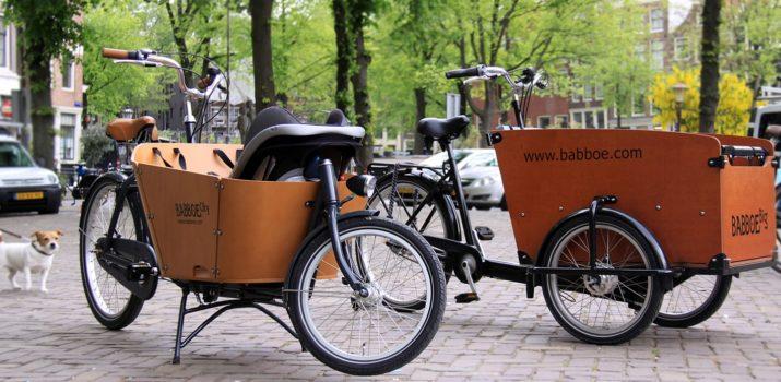 Paris, de nouvelles subventions pour les triporteurs et biporteurs