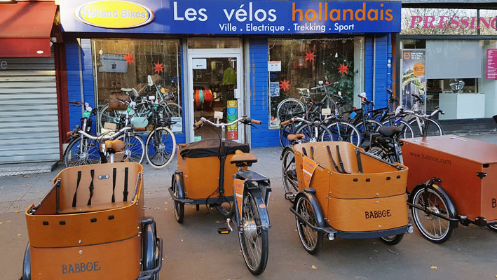 magasin velo paris 15 holland bikes velo cargo
