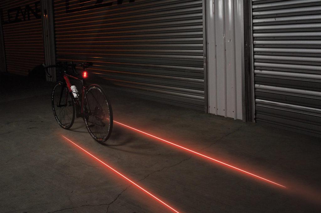 eclairage velo lezyne laser