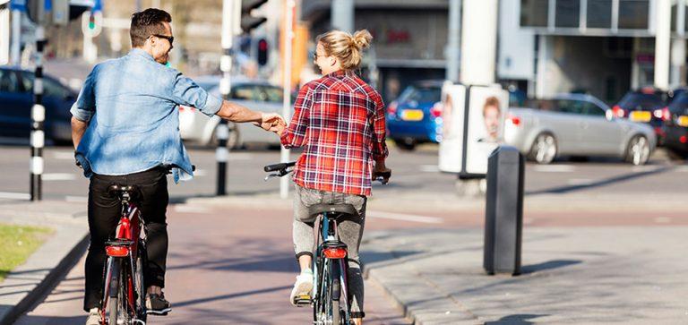 5 raisons de faire du vélo en couple