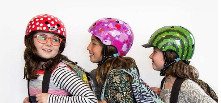 Le port du casque obligatoire pour les enfants de moins de 12 ans