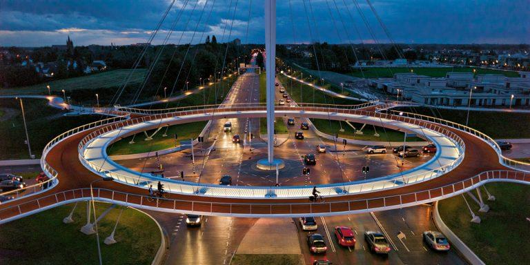 Ces merveilles architecturales dédiées aux vélos