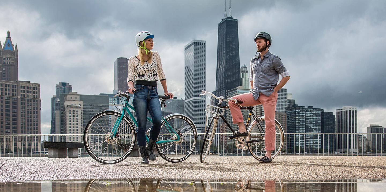 Zoom sur les marques américaines dans le monde du vélo urbain