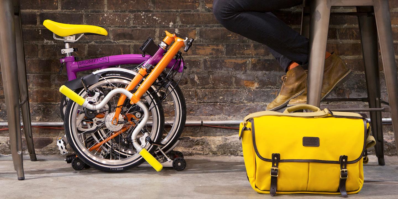 Faire du tourisme avec son vélo pliant : La nouvelle tendance, qui touche même les stars !