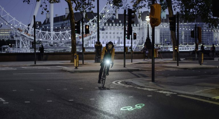 Blaze (Beryl), l'éclairage vélo révolutionnaire