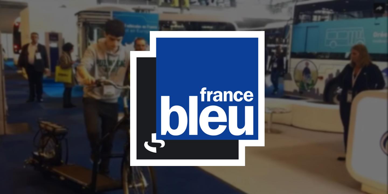 France Bleu : Le test du Lopifit de Holland Bikes