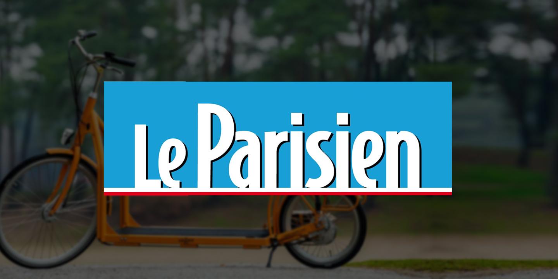 Le Parisien : Le Lopifit, parmi les transports du futur