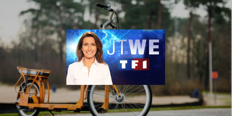 TF1 : Le Lopifit dans le JT de 20h