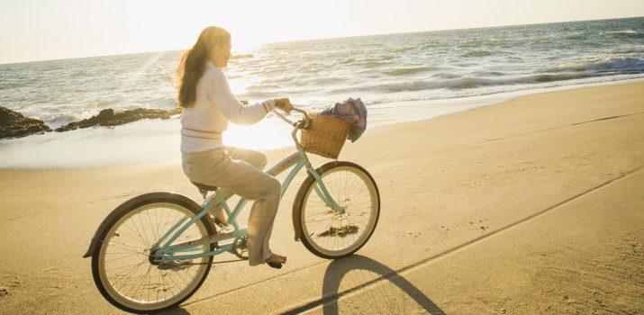 Pratiquez le vélo surtout en été !