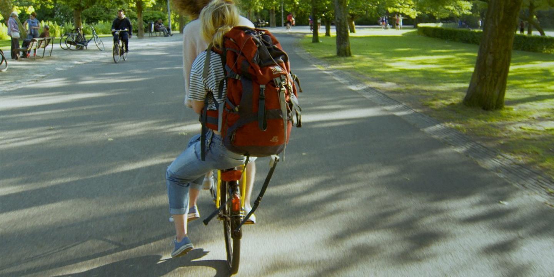 Découvrez un tout nouveau concept : le vélo stop