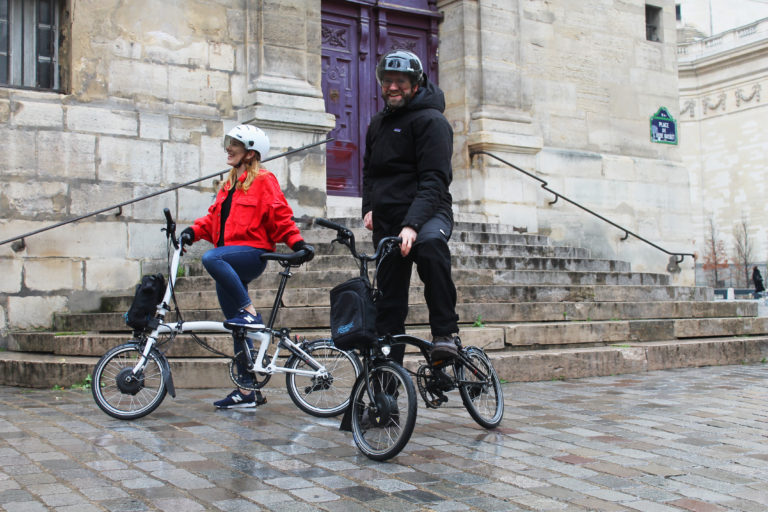 Brompton Electric, disponible à l'essai !