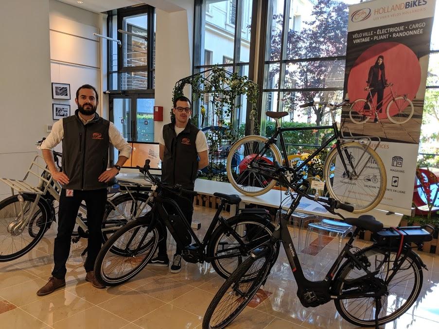 velo flotte entreprise holland bikes