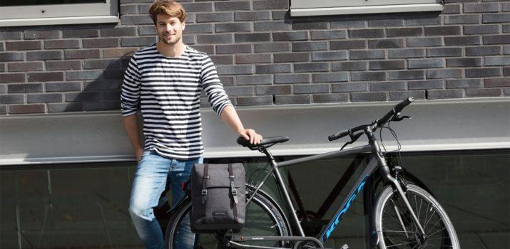 New Looxs, la référence hollandaise des sacoches vélo