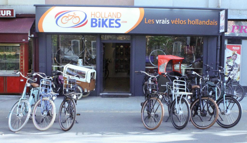 magasin de velo holland bikes paris 15