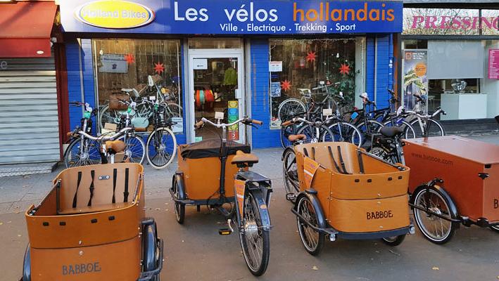 magasin velo paris 15 holland bikes velo cargo