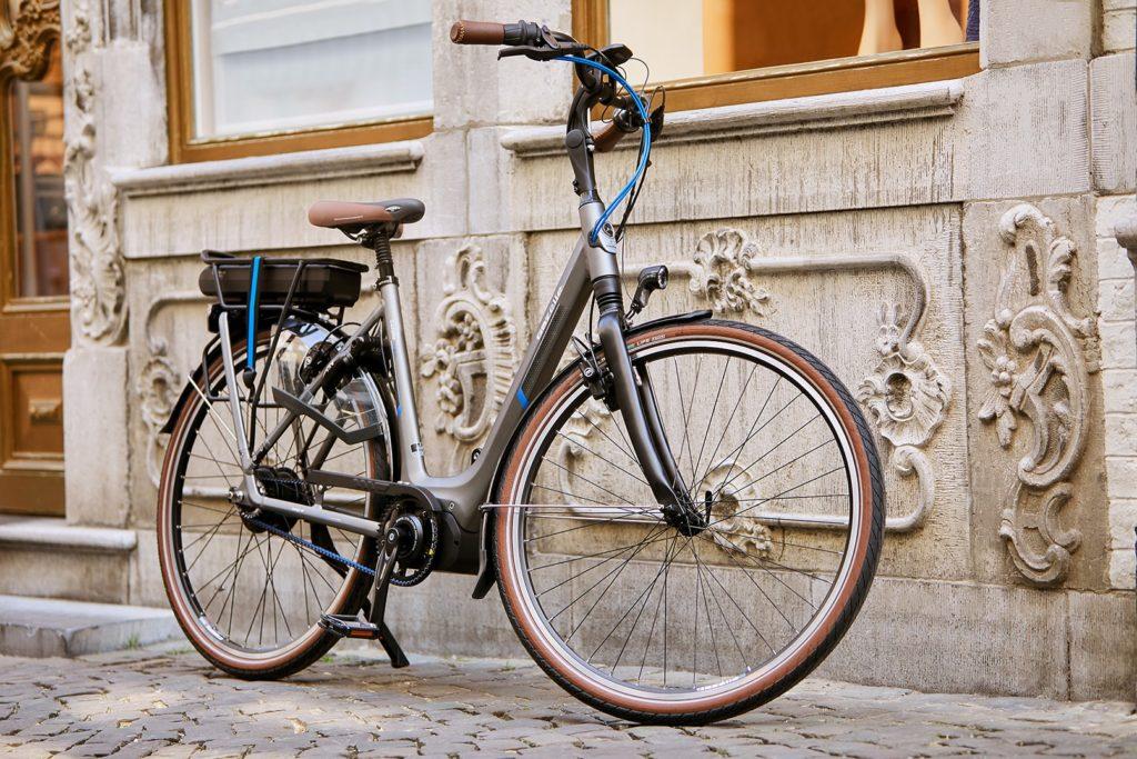 vélo électrique gazelle OrangeC330HMS