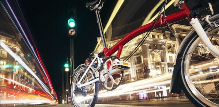 Les Brompton Street Ride