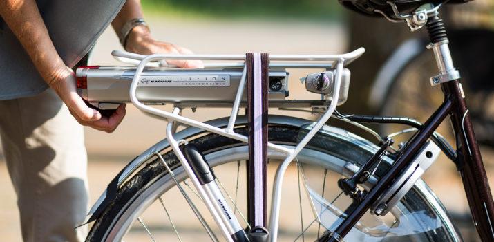 ECO-PARTICIPATION :  Holland Bikes s'engage pour le recyclage des batteries de VAE
