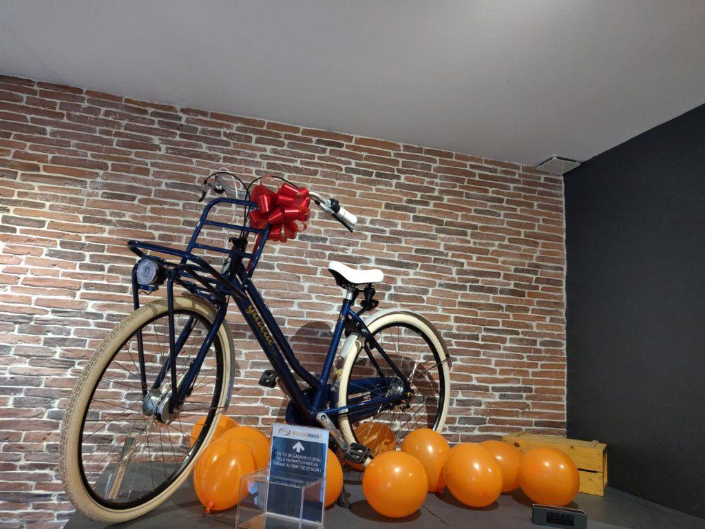 vélo a gagner holland bikes