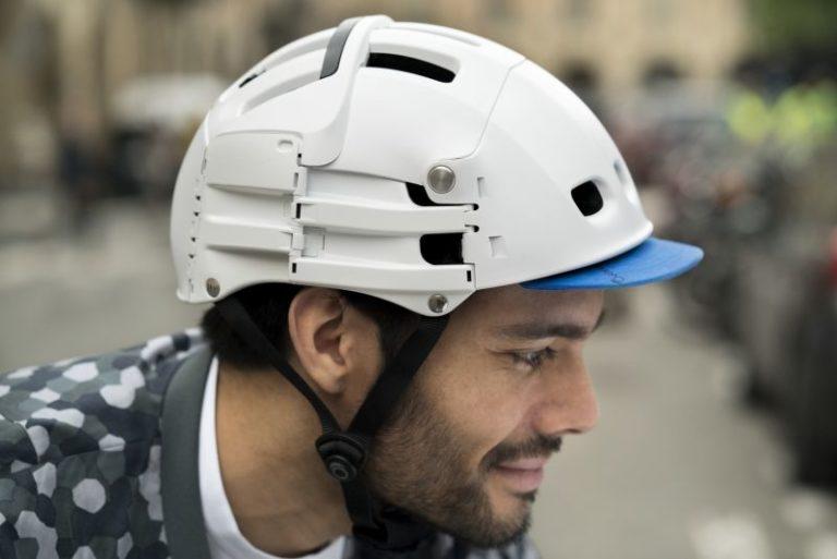 Vélotaf, 5 bonnes raisons de choisir le casque pliable Overade!
