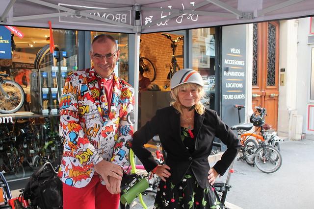 costumes brompton ride