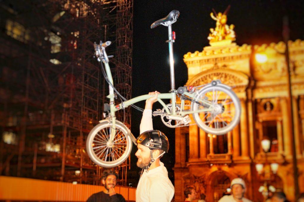 brompton ride holland bikes