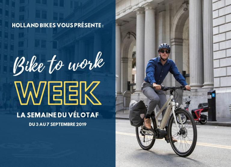 BikeToWork Week : Retour sur notre semaine spéciale Vélotaf