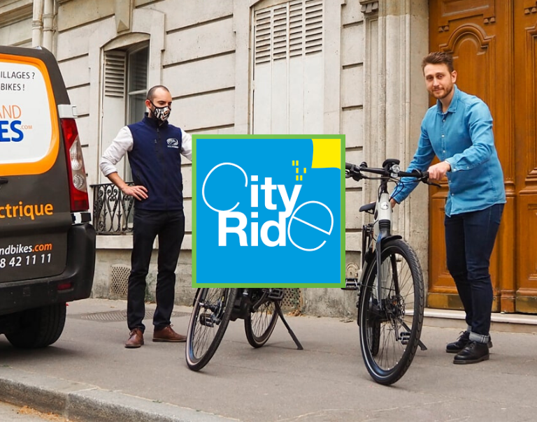 Cityride : Holland Bikes instaure la vente de vélo à domicile