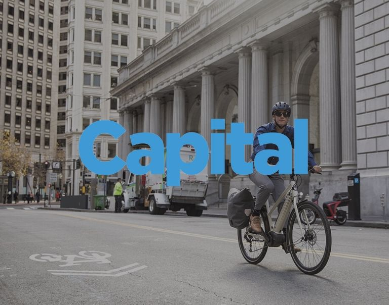 Capital : Holland Bikes et la location de vélo électrique longue durée