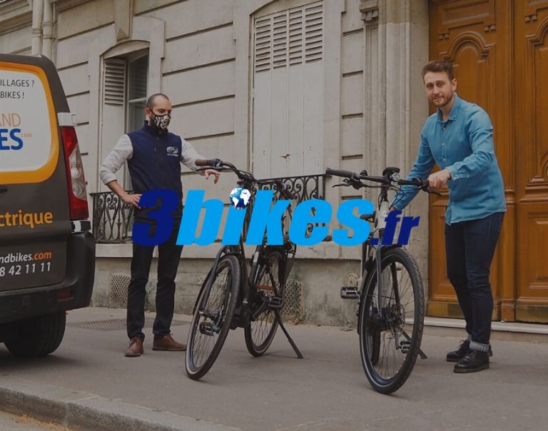3bikes : Holland Bikes au service du déconfinement