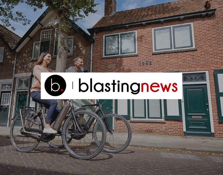 Blasting News : Le Covid-19, 'un accélérateur' pour le vélo et Holland Bikes