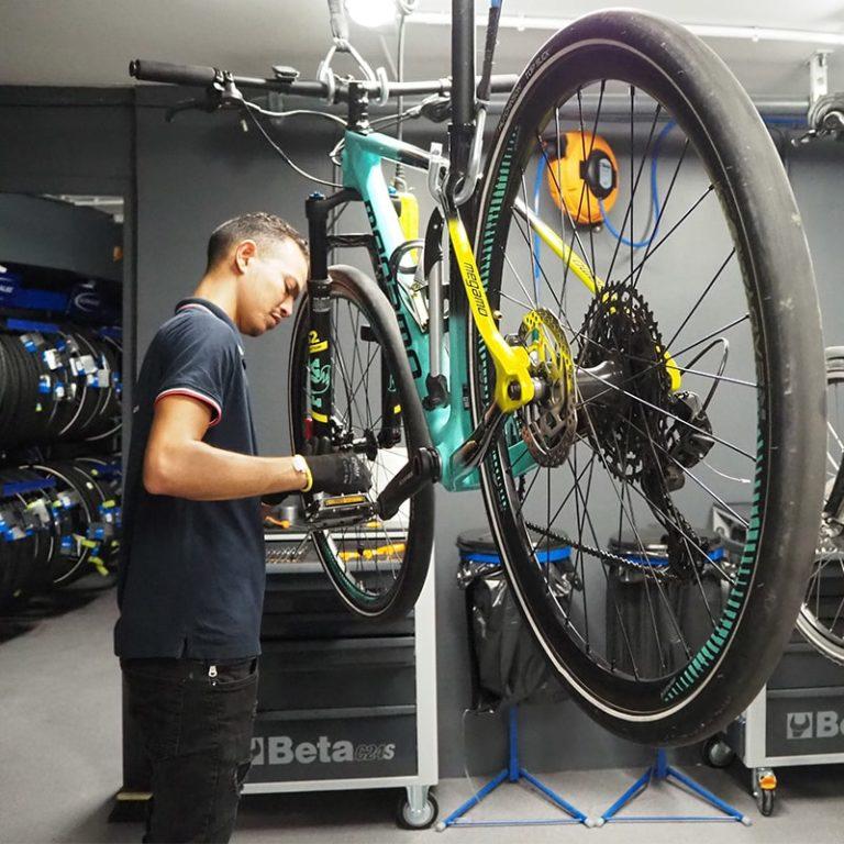 Entretien : Quels outils vélo avoir chez soi ?