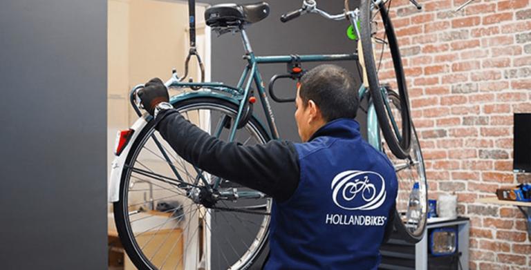 Pourquoi des abonnements entretien vélo chez Holland Bikes ?