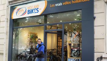 Un nouveau magasin de vélos Holland Bikes à Paris 17 !