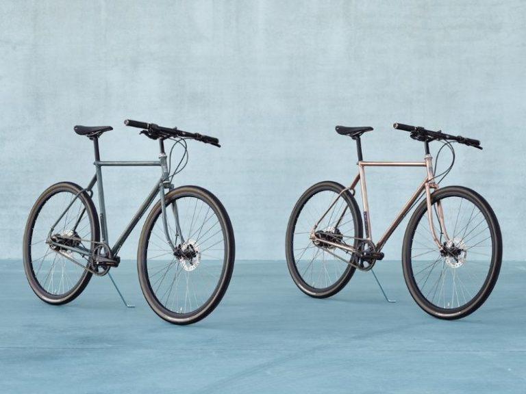 Le vélo Achielle Oscar Ltd 1946 pour les 75 ans de la marque